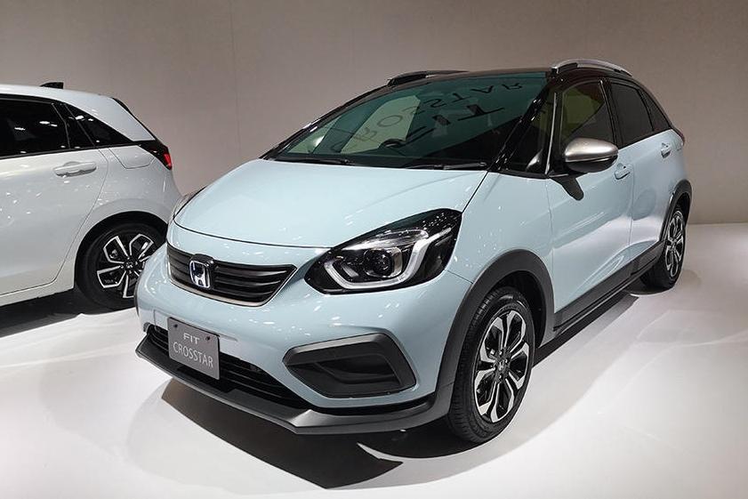 神车即将迎换代车型?全新一代本田飞度明年国产