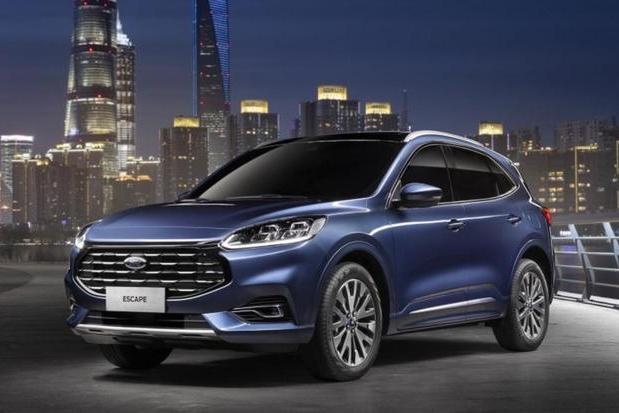 再过11天,合资品牌市场又添一全新SUV,配旋钮式换挡,248马力