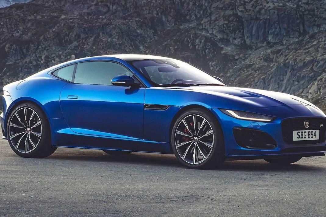 新增5.0T车型,捷豹新款F-TYPE官图发布,能否重回巅峰?