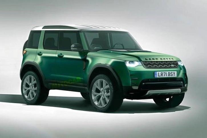 路虎将再推2款新车,涵盖最入门车型/高端纯电动车