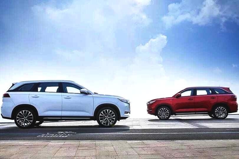 10万买合资SUV肯定吃亏 该选长安欧尚X7还是瑞虎8?