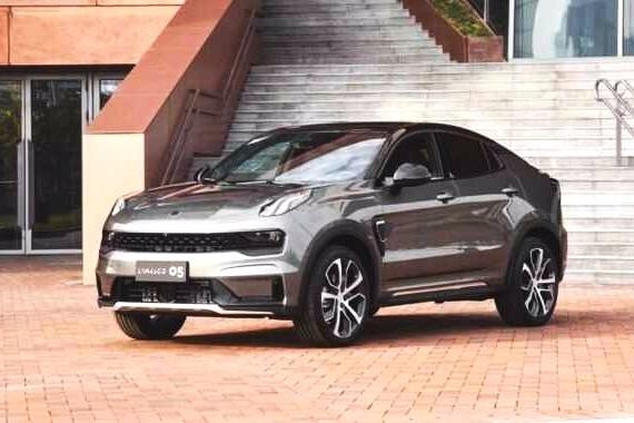 领克第4款SUV来了!外观似宝马X6,内饰原创,明年开卖