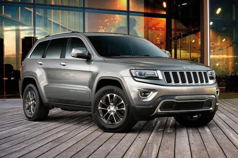 全进口,真国六,2020款Jeep大切诺基上市
