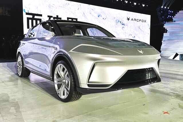 NEDC续航600km,这款SUV会成为纯电领域的搅局者吗?
