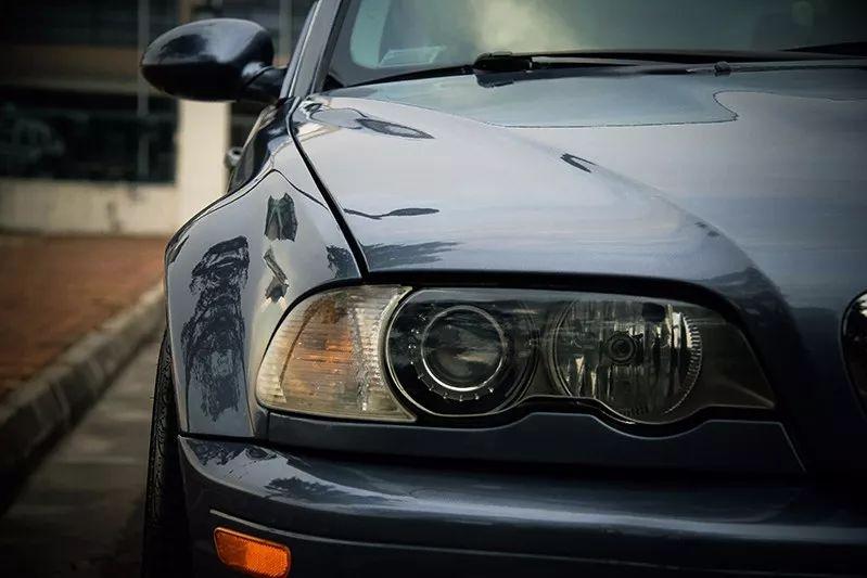 隔着屏幕都能感受到香气 这就是宝马E46 Wagon