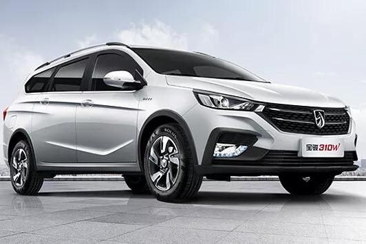 """平民""""瓦罐""""宝骏310W新增两款自动挡车型!仅售5.78万起"""