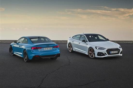 造型更加犀利 新款奥迪RS 5官图发布
