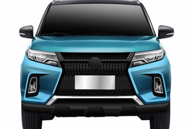 最新长安铃木SUV,让你感受到不一样的长安汽车