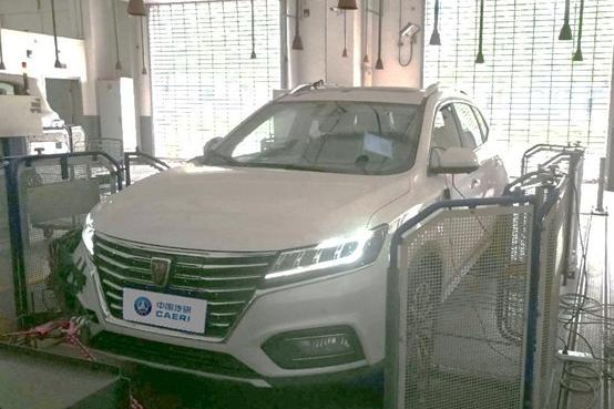 纯电SUV控制策略剖析——荣威ERX5深度测试评价报告