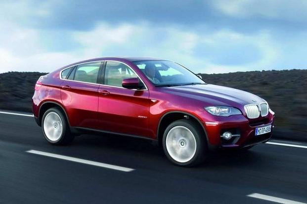 设计比肩宝马X6的高级轿跑SUV,动力智能技高一筹,售价不足20万