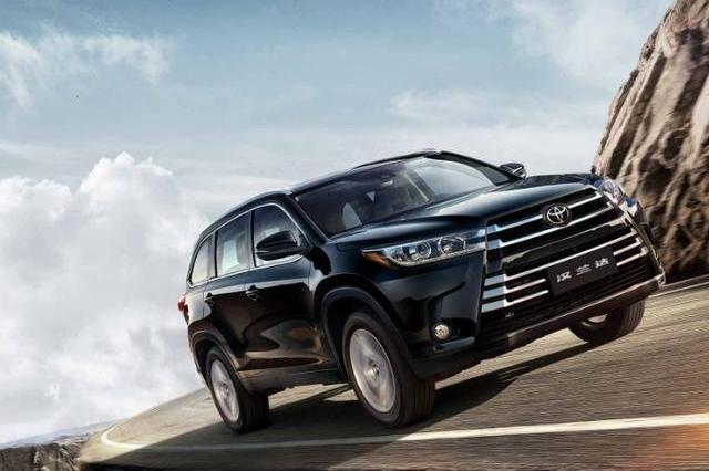 车动态:新汉兰达申报图;大众全新轿跑SUV;创界新车型上市