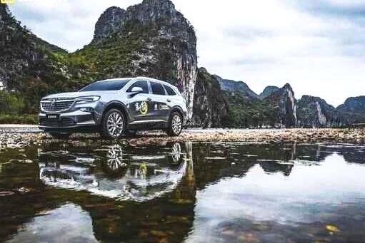 别克·中国文化之旅:谁,让一个女生愉快开车1000公里?