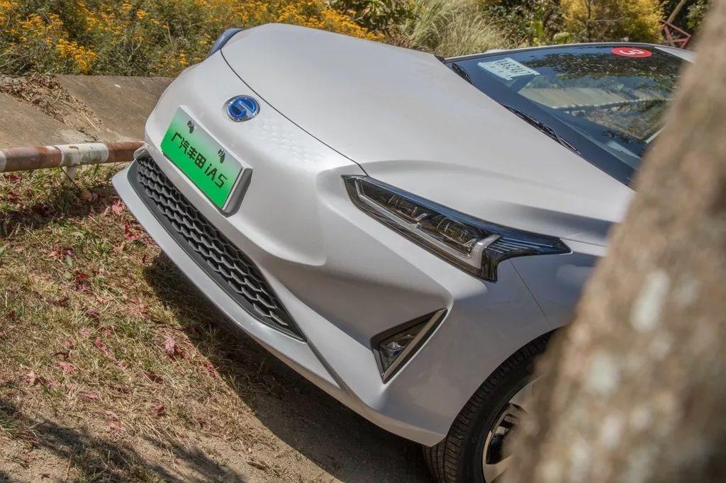 新能源汽车就是洪水猛兽?广汽丰田iA5来给你答案