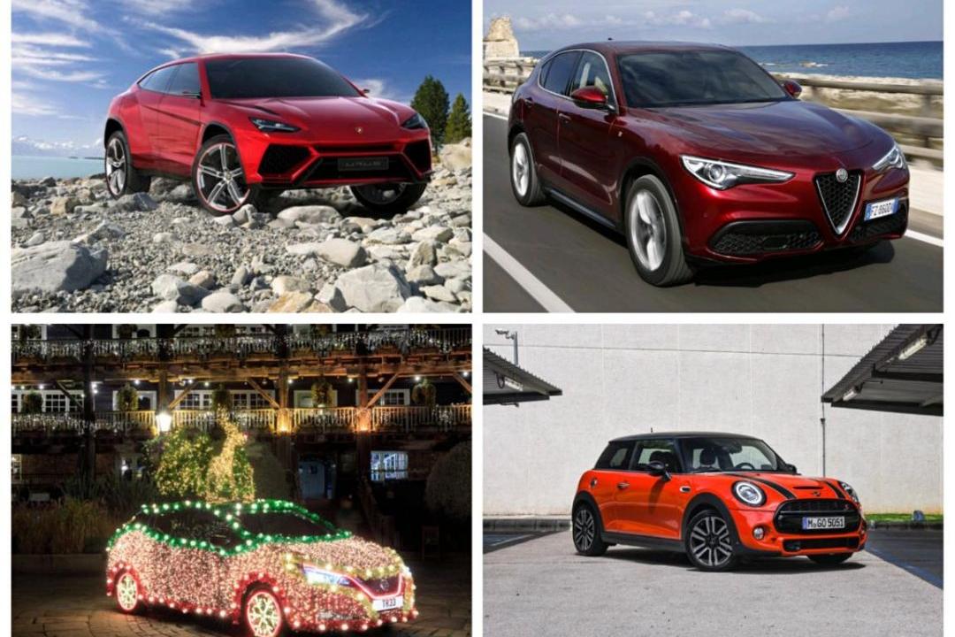 天王嫂的礼物、四叶草的寓意,圣诞节吸睛车型,我们只推荐这几款