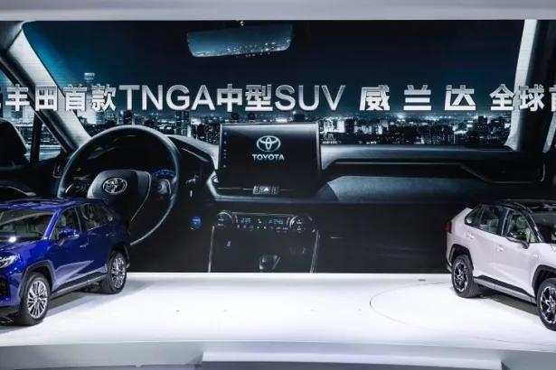 """广汽丰田首款TNGA中型SUV威兰达的三把""""金汤匙"""""""