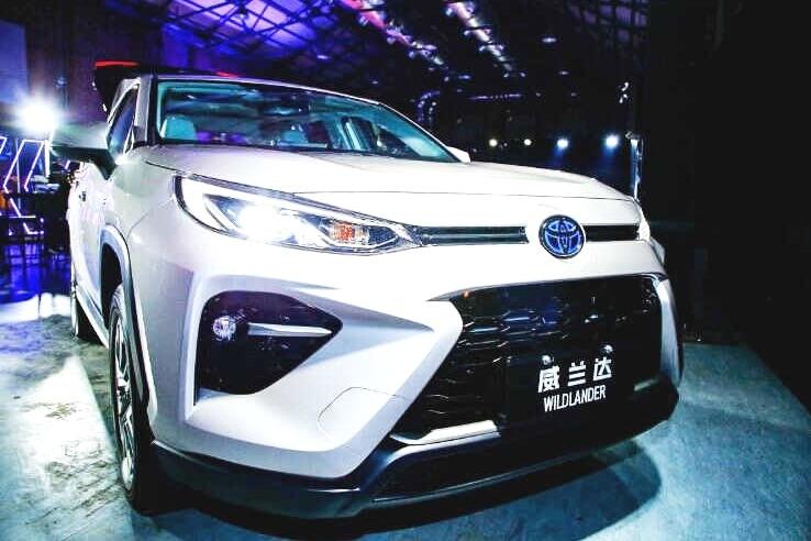 广汽丰田这款全新SUV 还没上市就注定是爆款