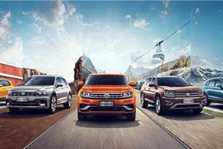 看销冠之路,上汽大众SUV家族销量点评