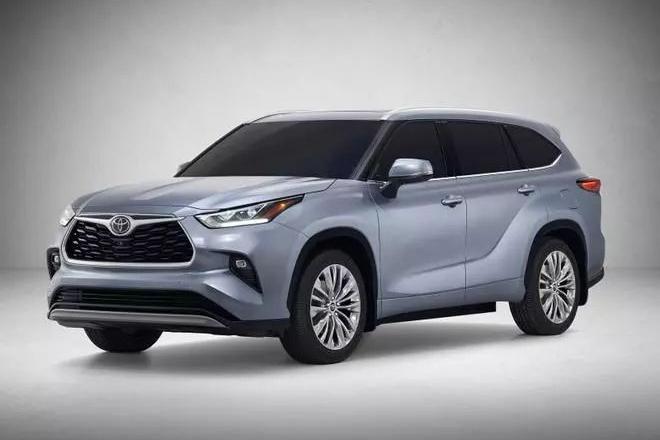 新车午报 | 丰田2020款汉兰达售价公布