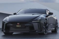 """""""战神""""GT-R50明年交付,传奇跑车如今只能靠""""换壳""""续命?"""