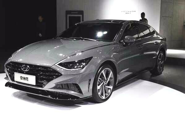 韩系B级车重返市场,十代索纳塔、5代K5或明年上市