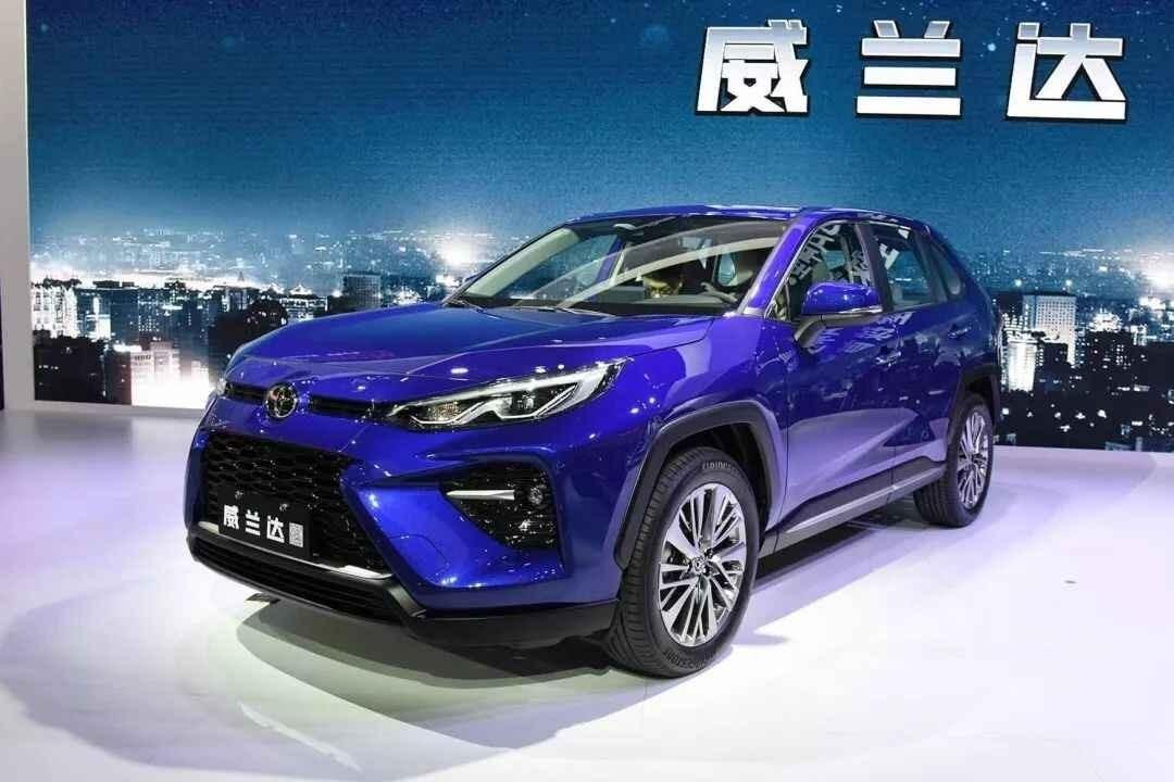 丰田2020年新车规划:推5款重磅新车,全新SUV威兰达领衔!