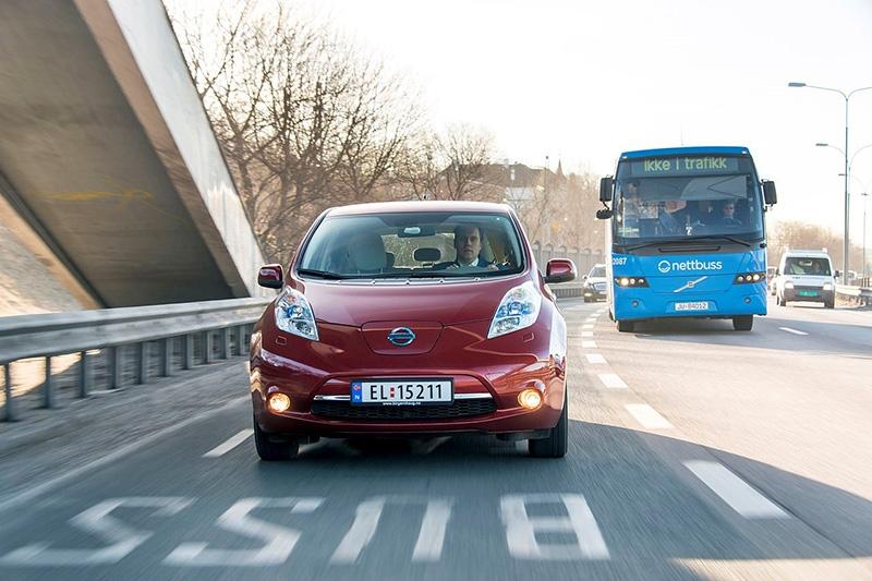 2020年,欧洲有望引领全球电动汽车销量的增长