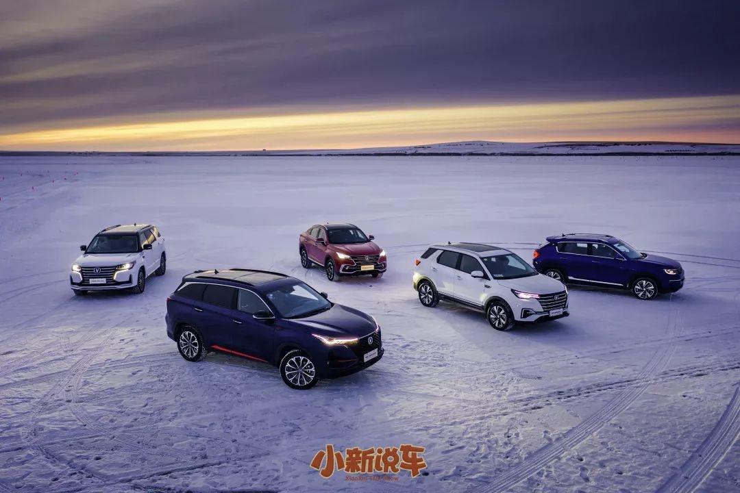 没有四驱的SUV在雪地里能有多野?