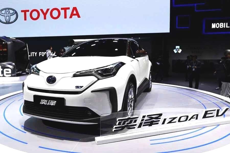 2020年将上市的重磅新能源车合集!丰田纯电小型SUV上线