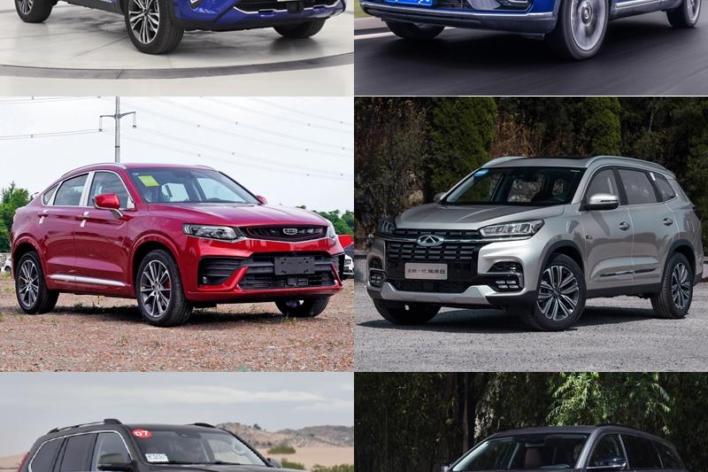 2019年度重点SUV车型盘点(中国品牌篇):品牌分化 智能晋级
