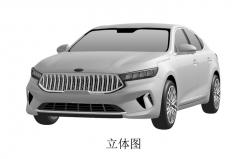 全新起亚K7专利图曝光 车长超越亚洲龙/内饰配12.3英寸屏幕