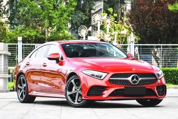 先型特别版被取消,新款奔驰CLS级63.78万起入市