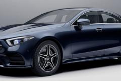 售63.78-78.98万元 新款奔驰CLS级上市 提供三种配置选择