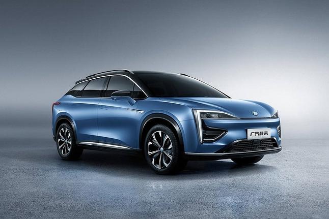 E周新势力 | 广汽蔚来首款车将上市;零跑发T03官方预告图;爱驰U5正式上市