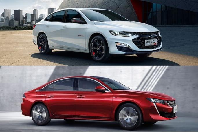 20万的车30万的动力和设计,迈锐宝XL和标致508L买哪款?