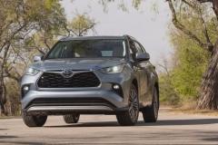 搭载2.5L混动系统?丰田全新汉兰达还会提供6座车型
