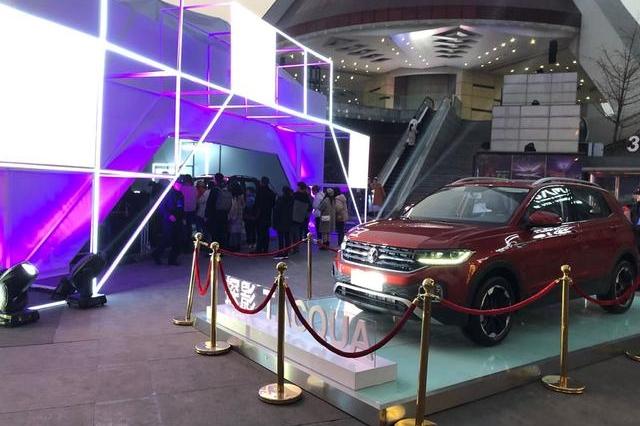11.49万起、MQB平台、8种颜色,探影就是小型SUV中的网红!