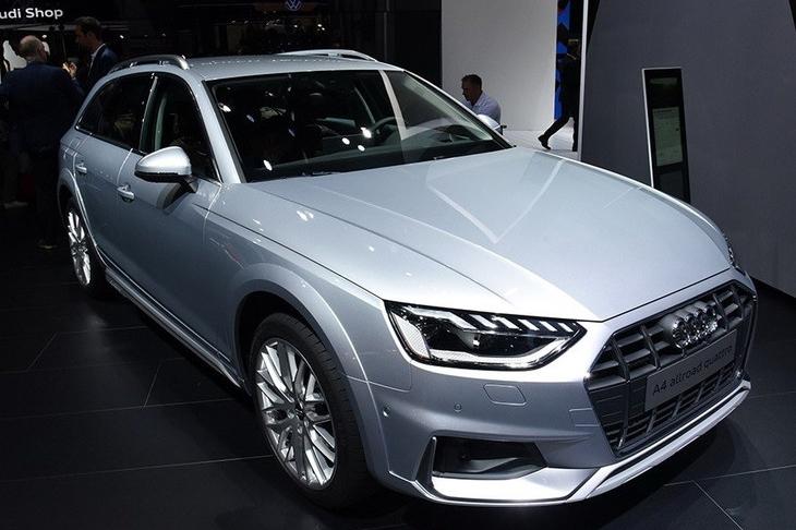 新款奥迪A4 allroad配混动技术 将2020年8月上市