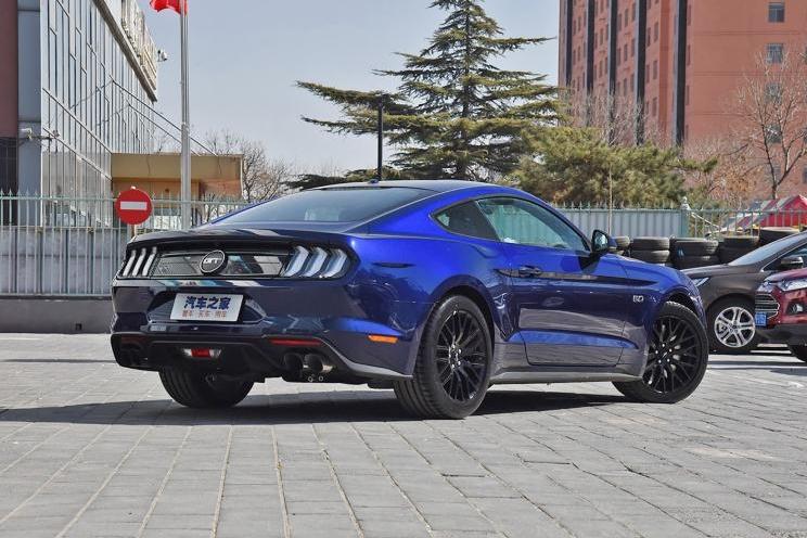 曝福特Mustang Mach-E Coupe假想图