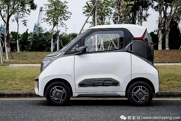 开一台比Smart还小的电动车是怎样的体验