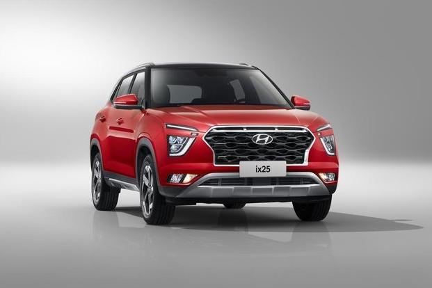 日韩大比拼,新一代ix25对比X-RV,谁最有购买价值?