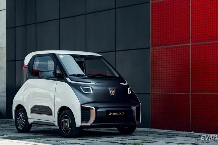 11月国内新能源车销量排名:宝骏E系列夺冠/北汽新能源EU系列第二