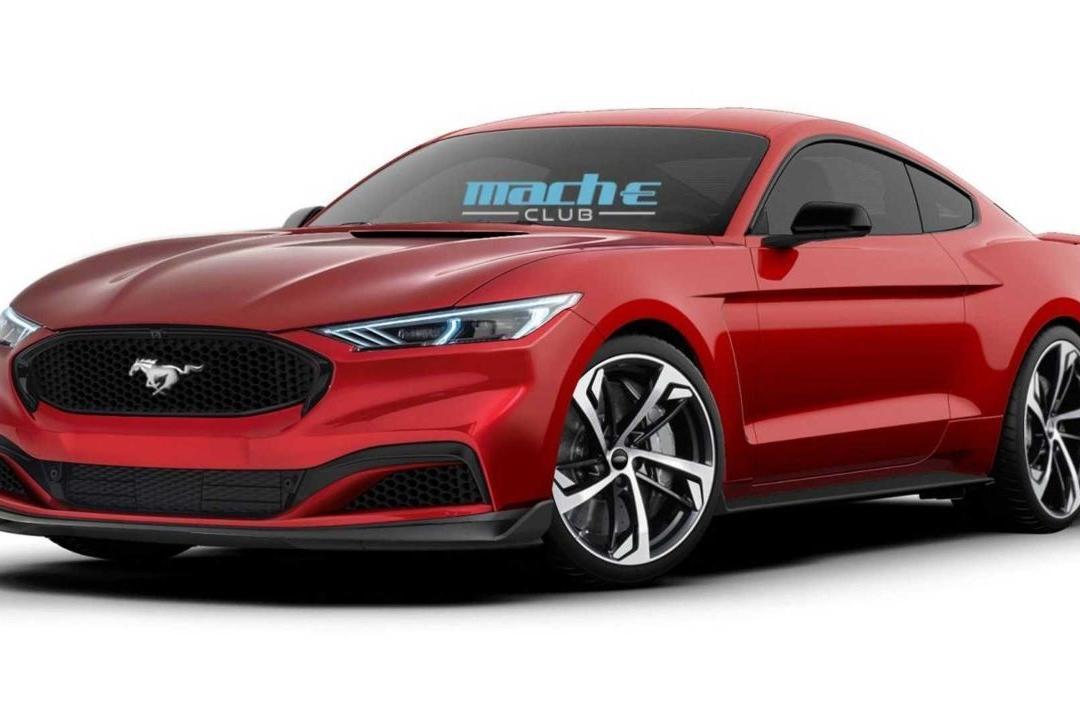 下一代福特Mustang野马跑车将推出电动版本