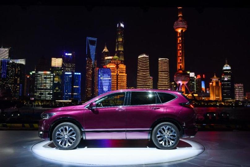 谁说今年SUV遇冷?订单隔天破万,广汽本田皓影不止是踩对了点!