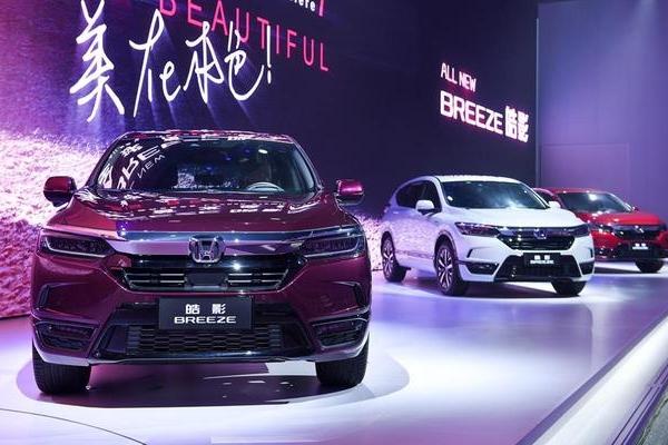 16.98万起的广汽本田皓影,上市次日订单就破万,还买丰田RAV4?