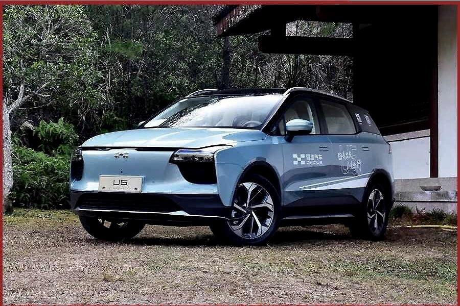 造车新势力间的对决,爱驰U5对比威马EX6 Plus