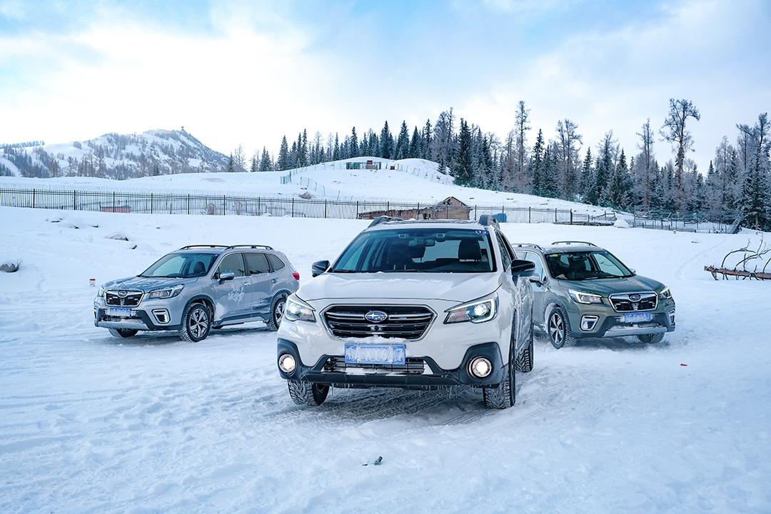-15℃的冰天雪地,开什么SUV最稳最安全?