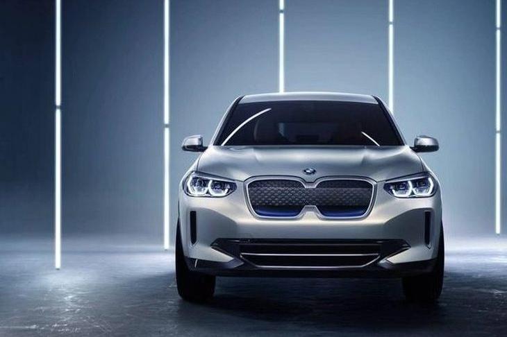 宝马再推纯电车型功率286马力 全新BMW iX3明年将在沈阳投产