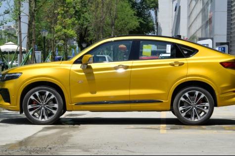 国产轿跑SUV只卖10来万,气势不输X6,为何叫好不叫座?