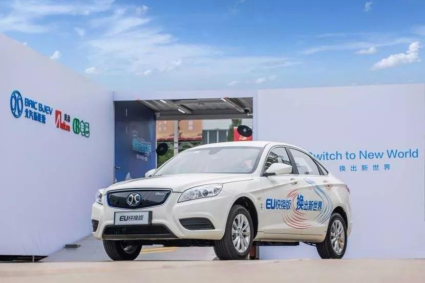 换电比加油快 电动车的储能新时代已到来
