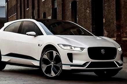 Jag的首款EV是一款时尚,功能强大的234英里紧凑型SUV